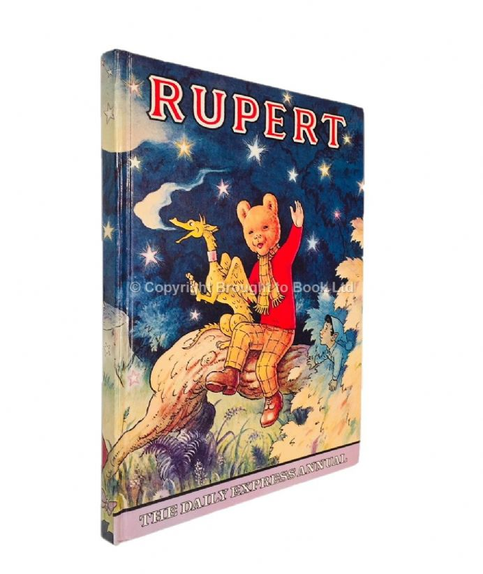 The Rupert Annual 1979 Express Newspapers Ltd